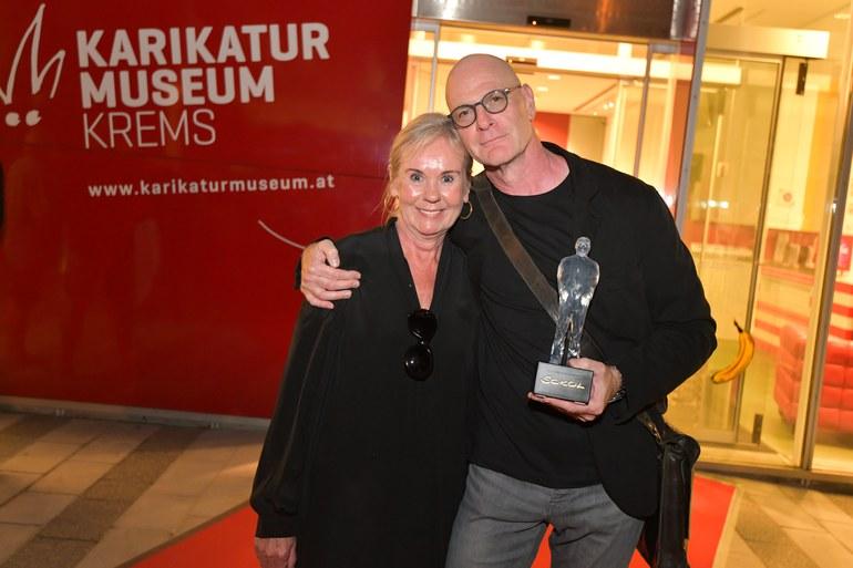 Preisträger Sebastian Krüger - SOKOL PRIZE