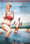 Plakat Die Welt des Manfred Deix