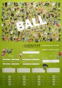 Plakat Der Ball
