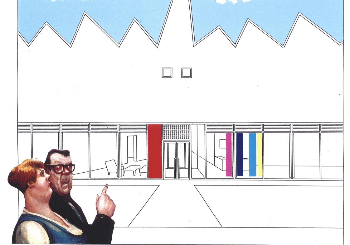 Am 29. September vor 20 Jahren hat das Karikaturmuseum Krems eröffnet. Zum runden Geburtstag lüften wir 3 mittelmäßig streng gehütete Geheimnisse, die Sie vermutlich noch nicht wussten.