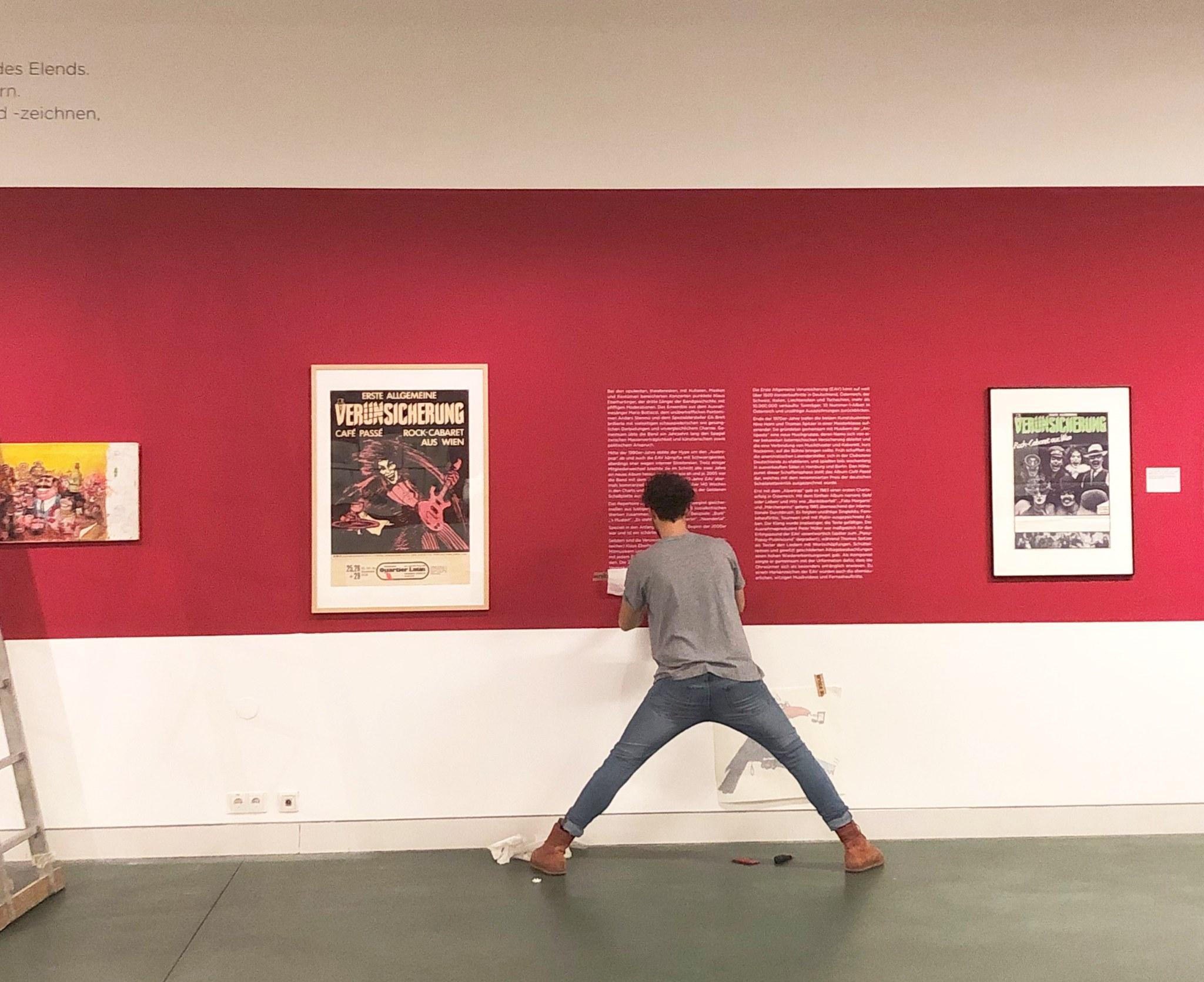 """Von Mo 02.03. bis Fr 13.3.2020 bauen wir die neue Ausstellung """"Fix & Foxi XXL. Die Entdeckung der Schlümpfe, Spirou und Lucky Luke"""" für Sie auf. In diesem Zeitraum ist nur eine Ausstellung zugänglich - daher gibt es einen ermäßigten Eintritt von € 5 p.P.  Wir bitten um Ihr Verstandnis!"""